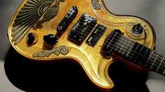G 1302 'GoldTop Deco' 2013 - Spalt Instruments