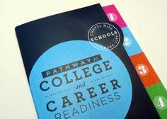 Great school brochure design ideas. Click for lots of inspiration.