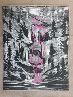 Olivier Masmonteil, lithograp for Art Collector