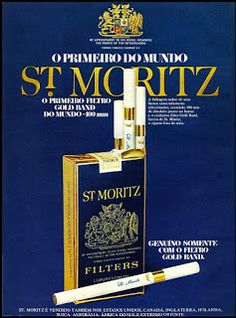 Vintage Cigarette Ads, Cigarette Brands, Nostalgia, St Moritz, Smoking Kills, Light My Fire, My Childhood Memories, Vintage Advertisements, Advertising