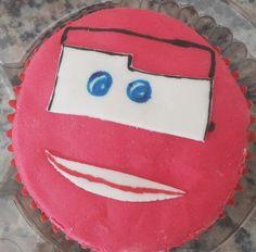 Cupcake do McQueen