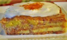 torta integral de banana com linhaça- receita blog Vegana