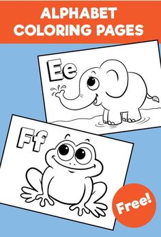 Alphabet Preschool - ABC Sheet : Any children loves exercises which involve accomplishing a thing using hands and fingers, whether it be painting, color, building nearly anything alon. Preschool Learning Activities, Preschool Printables, Preschool Lessons, Preschool Worksheets, Tracing Worksheets, Free Preschool, Coloring Pages For Toddlers Printables, Teaching Resources, Handwriting Worksheets