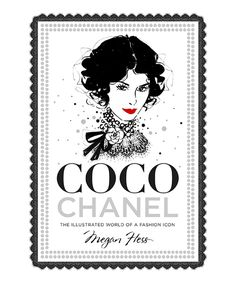 Take a look at this Coco Chanel Hardcover today!