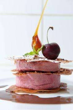 Bon Dessert, Sugar Rush, C'est Bon, Panna Cotta, Restaurant, Ethnic Recipes, Sweet, Food, Food Cakes