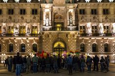 2014-10-06 Kurden demonstrierten in Hamburg gegen