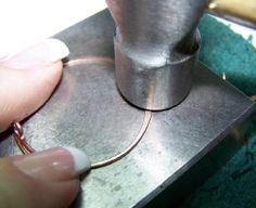 hammering wire