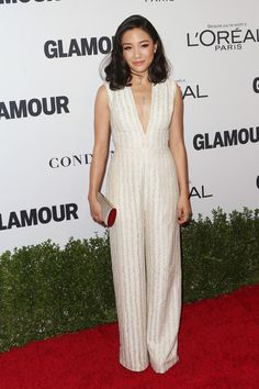 Actress Constance Wu attends Glamour Women Of The Year 2016 at NeueHouse Hollywood on November 14, 2016 in Los Angeles, California.