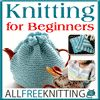 Knitting for Beginners: 6 Easy Free Knitting Patterns for Beginners eBook | AllFreeKnitting.com