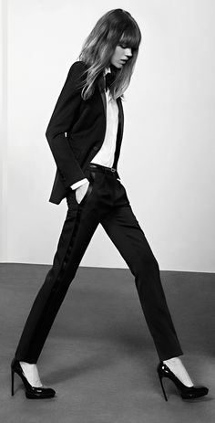 Saint Laurent Pre-fall 2013 www.bibleforfashion.com #bibleforfashion
