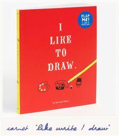 I like to draw - write  18,95€ BOTW