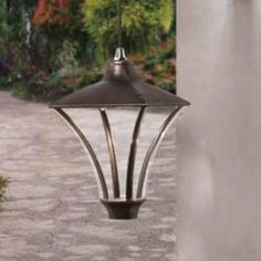 Tuscanor - Traditional Exterior LED Pendant Light