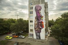 Amazing street art: the surreal murals by Etam Cru - Blog of Francesco Mugnai
