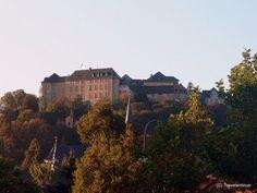 Blankenburg Castle in Blankenburg (Harz), Germany