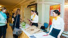 PORCELANOSA Grupo expone sus #novedades en #Kazajstán ante más de 150 profesionales  #Astaná #showrooms