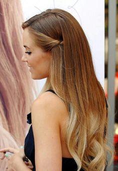 Degradado en cabello
