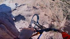 Antoine Bizet's Canyon Gap Backflip: GoPro Qualifier Run - Red Bull Ramp...