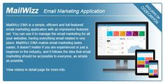 MailWizz - Email Marketing Application - 15 Most Popular PHP Code Scripts that You Should Have