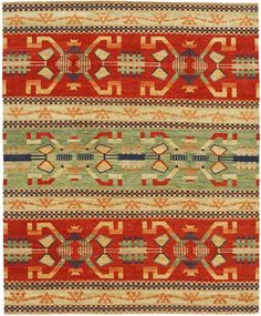 Southwest Looms rug