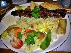 Style Honduras Lunch ! Delicious ! - Kathy From Honduras - http://www.KathyFromHonduras.com