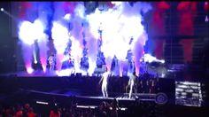Imagine Dragons & Kendrick Lamar - Radioactive performance at The Grammy...