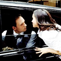 Suits - Mr. and Mrs. Ross ~ {Mike Ross ♥ Rachel Zane}#13: Because they kept each other up all night. - Page 10 - Fan Forum