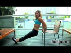 Fat Burning workout with Andreafit