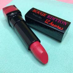 Comparing Bourjois Paris Lipsticks from Parfumcity.ch - Rougediamants