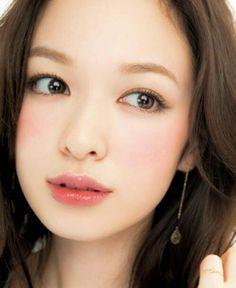 nice make up J Makeup, Bride Makeup, Skin Makeup, Wedding Makeup, Makeup Tips, Beauty Makeup, Hair Beauty, Japanese Makeup, Japanese Beauty