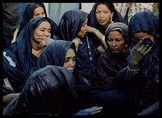 Africa: Berber women, Mali
