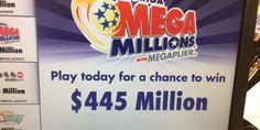 Mega Millions jackpot closes in on half a billion dollars - Florida Today