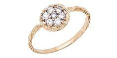 Unique Engagement Rings for Non-Conventional Brides | InStyle.com