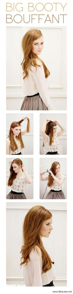 Some Useful Hair Tutorials - BeaLady.net
