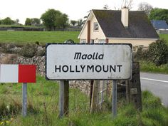 Hollymount - where my ancestors came from. County Mayo, Ireland
