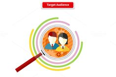 Target Audience by robuart on @creativemarket