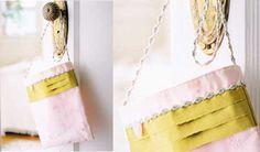 Pretty-In-Pink Handbag @Penny Douglas-Purse-Patterns.com