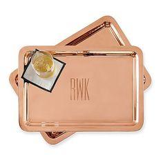 Copper Tray #makeyourmark