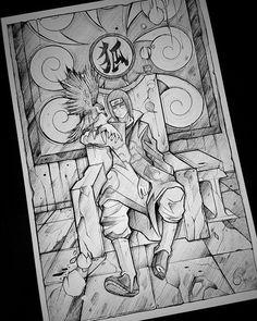 Naruto Sketch Drawing, Naruto Drawings, Anime Drawings Sketches, Anime Sketch, Naruto Uzumaki Art, Wallpaper Naruto Shippuden, Anime Naruto, Anime Tattoos, Naruto Tattoo