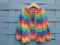 Ravelry: Project Gallery for Mim's Chevrons pattern by Alice Cochran