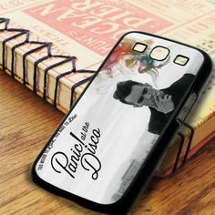 Panic At The Disco Samsung Galaxy S3 Case
