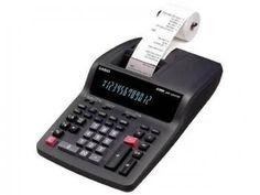Calculadora com Bobina - Casio HR-120TM