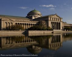 Happy 80th Birthday to the Museum of Science & Industry: http://www.choosechicago.com/blog/post/2013/06/Happy-80th-Birthday-Museum-of-Science-and-Industry/800/