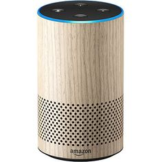 Echo Generation) - Smart speaker with Alexa - Limited Edition Oak Finish * Learn more by visiting the image link. (This is an affiliate link) Alexa App, Best Boyfriend Gifts, Last Minute Christmas Gifts, Alexa Voice, Amazon Echo, Gifts For Him, Cool Things To Buy, Best Gifts, Speakers