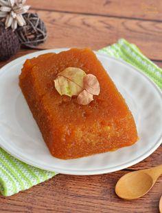 Pumpkin Paste – Ate de Calabaza