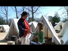 Week 3: Jamestown.  ANNA'S ADVENTURES. A video series for kids, where Anna, our young host, explores Jamestown Settlement and Yorktown Victory Center with costumed interpreters and museum experts. Printable activities accompany each video.