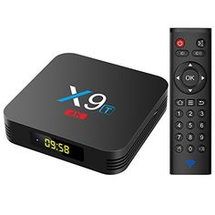 [S912/2G/16G EMMC/1000M] TICTID X9T Android 6.0 tv box 4K Ultra HD Media Player Amlogic S912 2GDDR/16G EMMc AP6212 2.4 G WIFI 1000M Lan/H.265 Decoding Smart TV Box | Streaming Media Player Reviews