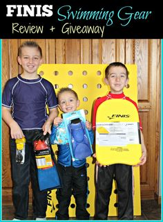 FINIS ~ Get Active As A Family In The New Year.  good luck