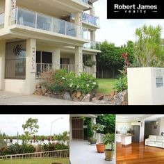 #Property #Realestate The over sized lounge and double balcony over looks the Maroochy River. This unit for rent in Maroochydore has its own lock up garage with under covered parking. No Pets. Location: Maroochydore or Call at: 07 5455 8700