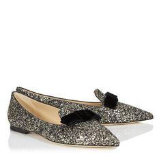 7572288dc3dd1 Jimmy Choo GALA 495€ Ballerinas, Pointy Toe Flats, Jimmy Choo, Shoes,