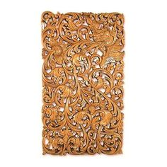 NOVICA Teak relief panel (2,835 EGP) ❤ liked on Polyvore featuring home, home decor, wall art, backgrounds, art gallery, brown, cultural, sculpture, wood - relief panels and leaf wall art